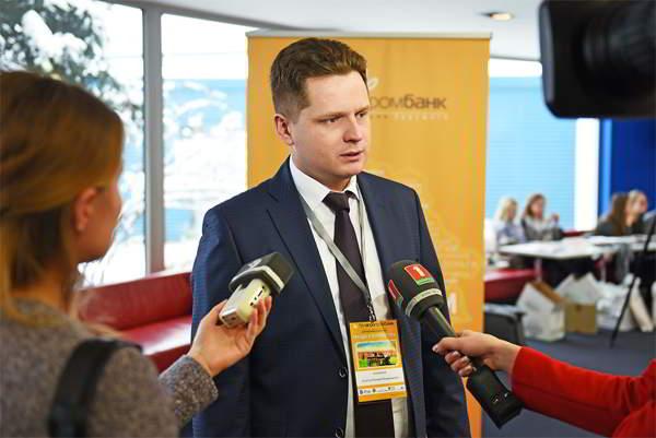 Белагропромбанк. Валерий Архипчук