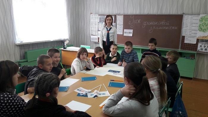 Неделя финансовой грамотности детей и молодежи с Банком БелВЭБ