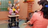 Белагропромбанк подарил уникальный тренажер Республиканскому реабилитационному центру для детей-инвалидов