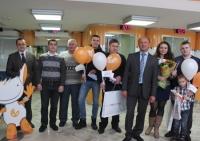 Белагропромбанк вручил победителю акции «Подари мечту» путёвку в Диснейленд