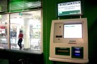 Беларусбанк открыл первый в Беларуси обменник без кассира, который выдаёт монеты