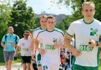 «Беларусбанк» поддержал благотворительный забег «Крылья Ангелов»