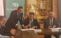 Белинвестбанк» и БГУ подписали договор о сотрудничестве