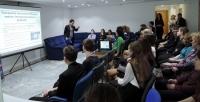 В рамках недели финансовой грамотности детей и молодежи ОАО «Технобанк» провел День открытых дверей для учащихся столичных учреждений образования