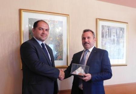 Председатель правления Беларусбанка Виктор Ананич обсудил вопросы дальнейшего сотрудничества с руководством Беларуськалий