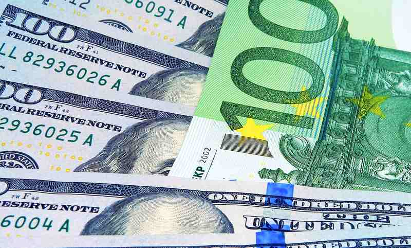 Доллар будет дорожать к евро